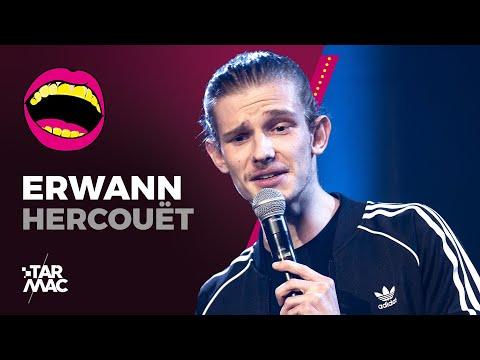 """Erwann Hercouët : """" Plus je me trouve moins j'aurais du me chercher """" •  TARMAC COMEDY"""