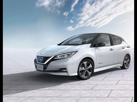 Nissan Leaf 2018 REVIEW - Price range: £21,900-£27,490