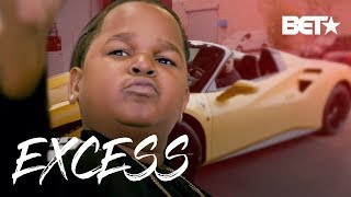 Buying A $420k Ferrari 488 Spider & Nas' Illmatic Benz at Unique Rides | Excess w/ Pio
