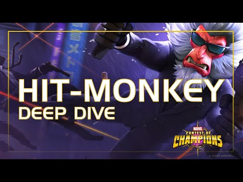 Hit-Monkey Deep Dive: Critical Macaque Massacre | Marvel Contest Of Champions