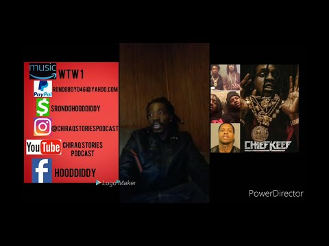 Chief Keef Disses