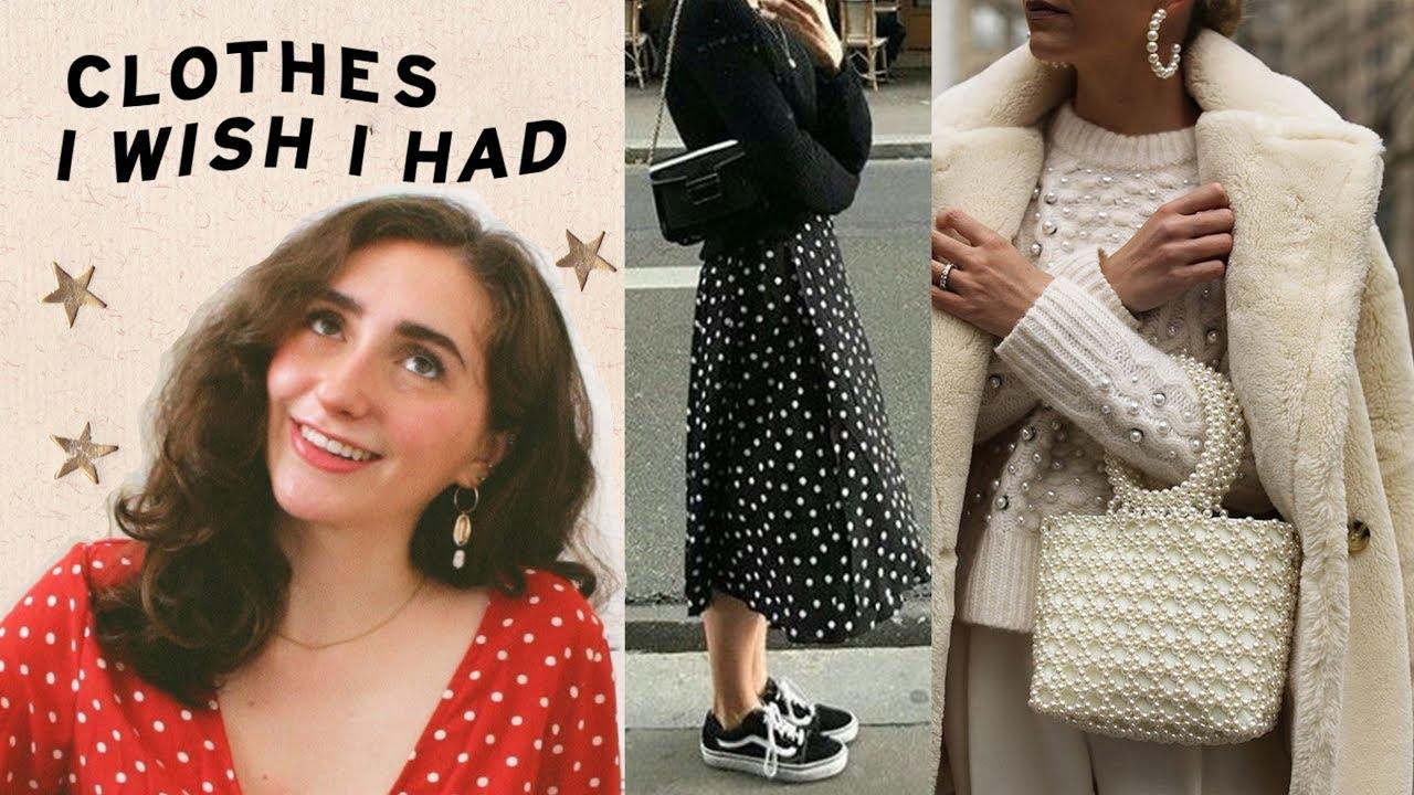 [VIDEO] - Fall fashion wishlist 2019 (outfit INSPIRATION! ?) 7