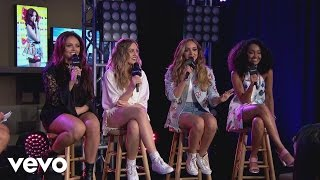 Little Mix - Four Years of Little Mix (AOL BUILD)