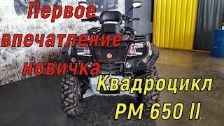 Что за зверёк такой РМ 650-2 Русская механика.