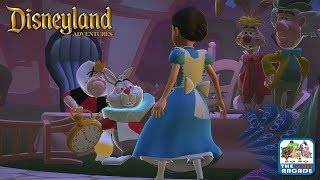 Disneyland Adventures - Throwing the Queen a Surprise Unbirthday Party (Xbox One Gameplay)