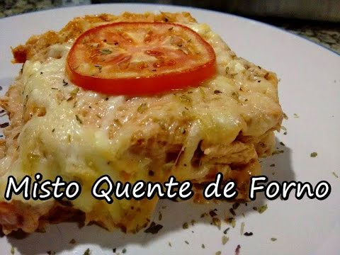 Misto Quente de Forno (por Fernando Couto)