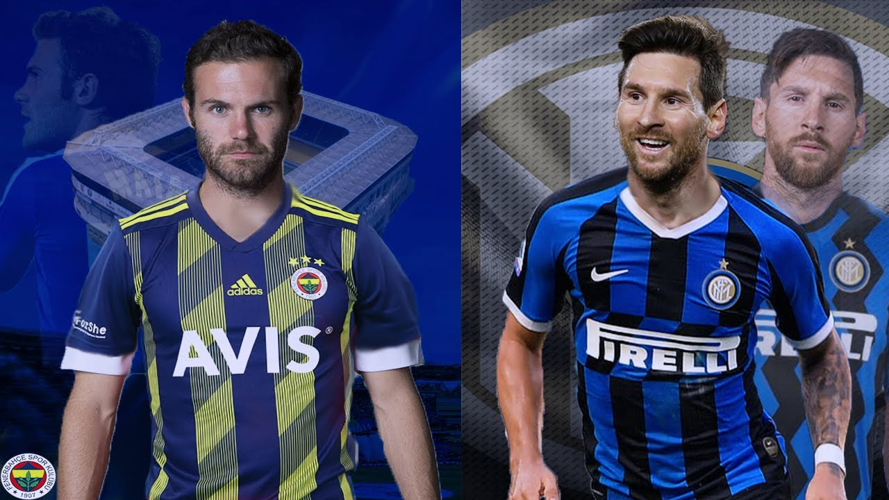 TRANSFER HABERLERİ 2020 Ft. Messi, Mata, Bale, Kepa, Silva, Mbappe, Merih Demiral, Pogba, Willian,