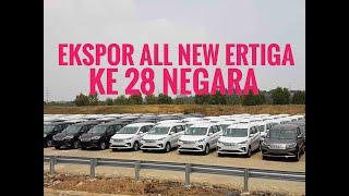 Suzuki All New Ertiga Laris Manis Di 28 Negara   otomotifmagz.com