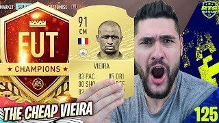 FIFA 20 THIS IS THE CHEAP VIEIRA in FUTCHAMPIONS !!! BEST CHEAP CARD in ULTIMATE TEAM