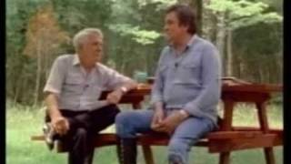 60 Minutes - Johnny Cash interview (3/3)