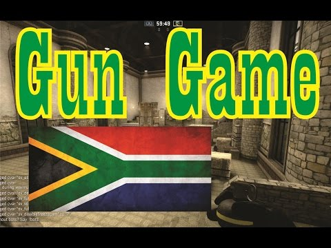 Csgo Gun Game on South African Community Servers