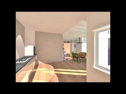 Verbouwing woonkamer doovi - Scheiding meubels ...