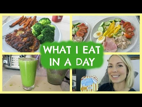 WHAT I EAT IN A DAY WHEN I'M PREGNANT & KIDS MEALS