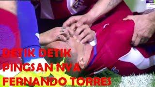 Detik Detik Fernando Torres Hampir Tewas