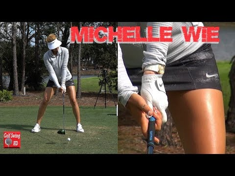michelle-wie-2017/2018-(hands-thru-impact)-slow-motion-face-on-driver-golf-swing