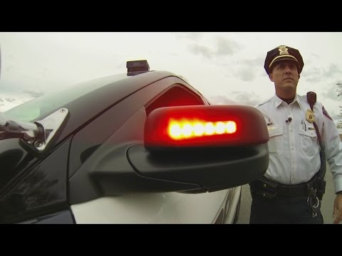 Knowing your rights when pulled over by police