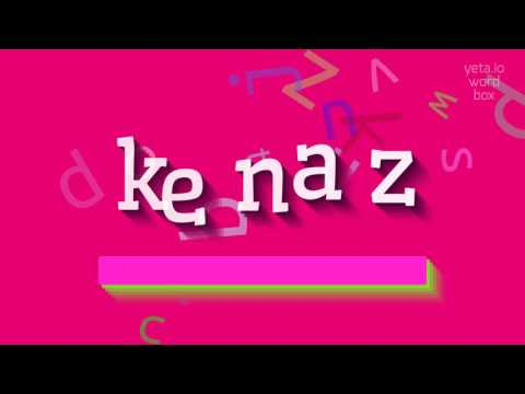 "How to say ""kenaz""! (High Quality Voices)"