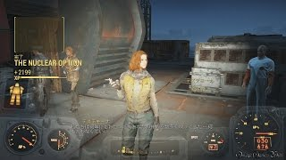 PS4FALLOUT 4 - 134 The Nuclear OptionRailroad EndingMain QuestRailroad