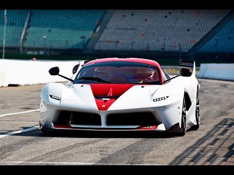 Ferrari FXX MADNESS - Laferrari FXX K Enzo...