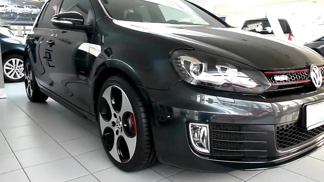 vw golf gti 39 39 black edition 39 39 235 hp 245 km h 152 mph 2012 see also playlist youtube. Black Bedroom Furniture Sets. Home Design Ideas