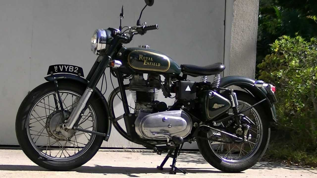 Royal enfield bullet pictures - Royal Enfield Bullet Pictures 5
