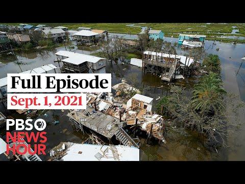 Download PBS NewsHour full episode, Sept. 1, 2021