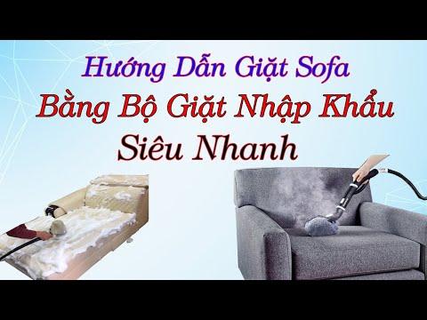 Hướng Dẫn Giặt Ghế Sofa Cho Các Bạn Khởi Nghiệp -0968632166