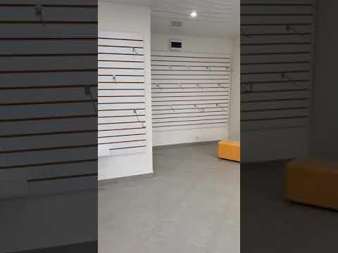 Торговое оборудование для магазина детской одежды. г. Краснодар мк-р Губернский