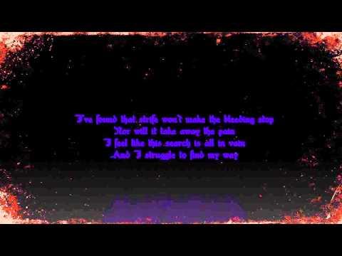 Trivium   Strife Lyrics HD