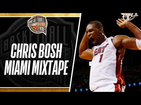 Chris Bosh ULTIMATE Miami Heat Mixtape! thumbnail