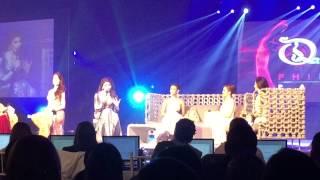 Queen Philippines 2015 top 15 interview. CARLA MARIE MADRIGAL of Misamis Oriental