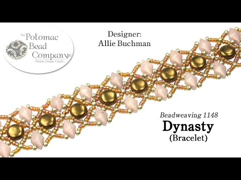 Dynasty Bracelet (Tutorial)