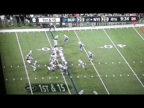 69 yard touchdown pass by geno smith