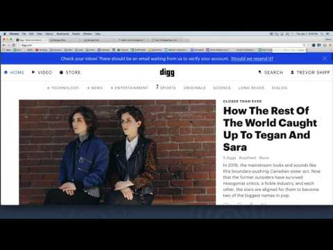 Internet Marketing: Is Digg.com Even Relevant Anymore?