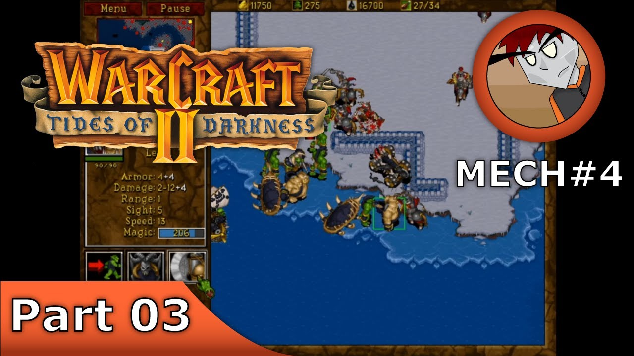 Warcraft 2 Tides Of Darkness Orc Campaign Part 03 Youtube
