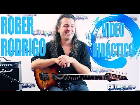 Robert Rodrigo Guitar Lessons [ENG Subs]