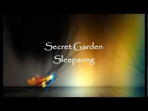 Secret Garden - Sleepsong (Lyrics)