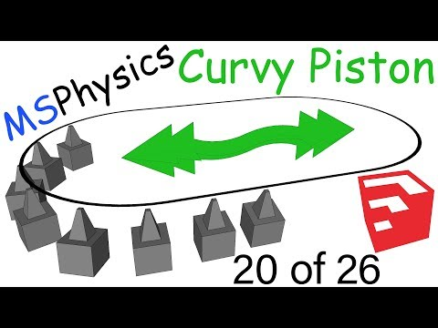 Repeat How To Use MSPhysics Plugin for SketchUp - Basic | 1 of 26 by