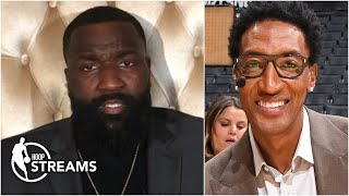 Kendrick Perkins calls Scottie Pippen's NBA bubble take disrespectful | Hoop Streams