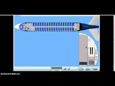 Avion Embraer 190