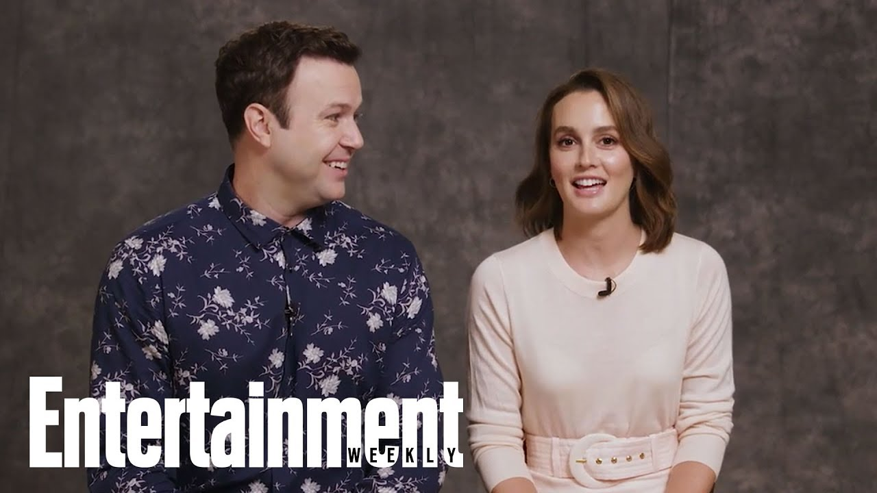 Leighton Meester & Taran Killam Recap 'Single Parents' Season 1