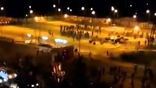 Кайрат Нуртас и драка фанатов из за отмены концерта Алматы 2013)