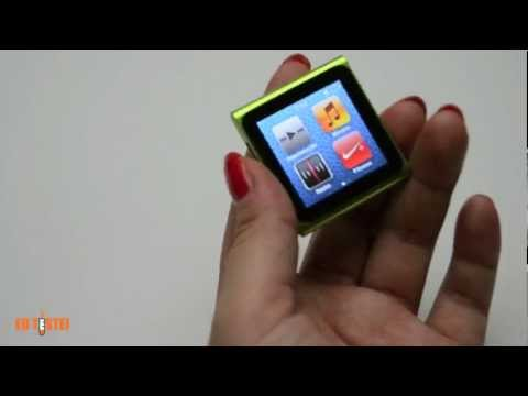 MP3 Player Apple IPod Nano 6G 8GB MC5252Y/A - Resenha Brasil