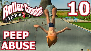 Peep Abuse (RollerCoaster Tycoon 3) - Part 10 - THE BOUNCE BACK