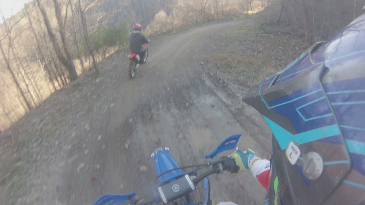 riding the spearhead trail 2