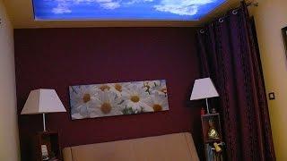 sufity napinane, sufity z nadrukami, sufity podwieszane, sufity LED, sufity świecące, lustrzane