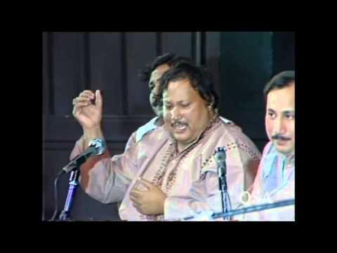 Je Toon Akhiyan De Samne (Biba Sada Dil Mor De) - Ustad Nusrat Fateh Ali Khan - OSA Official Video