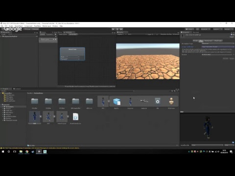 3rd Person Character Controller in Unity