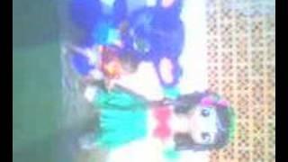 Dario en las piñatas!!!