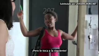 Buenísimo vídeo muestra lo que pasaría si tu menstruación fuera una persona real